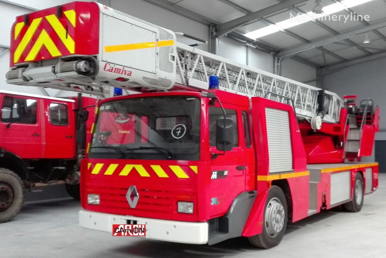 RENAULT Midliner camión de bomberos