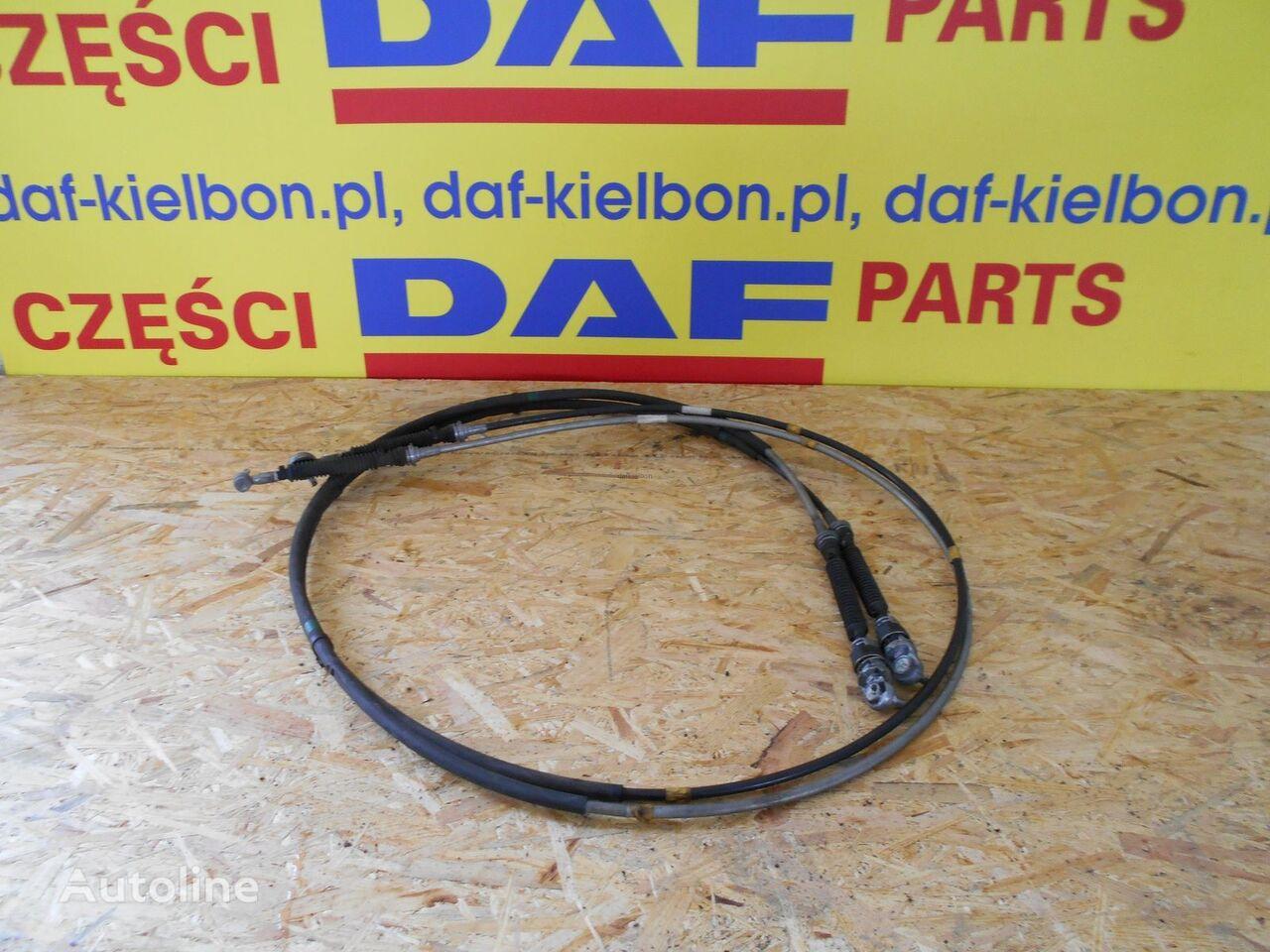 cable de caja de cambios para DAF XF 106 tractora