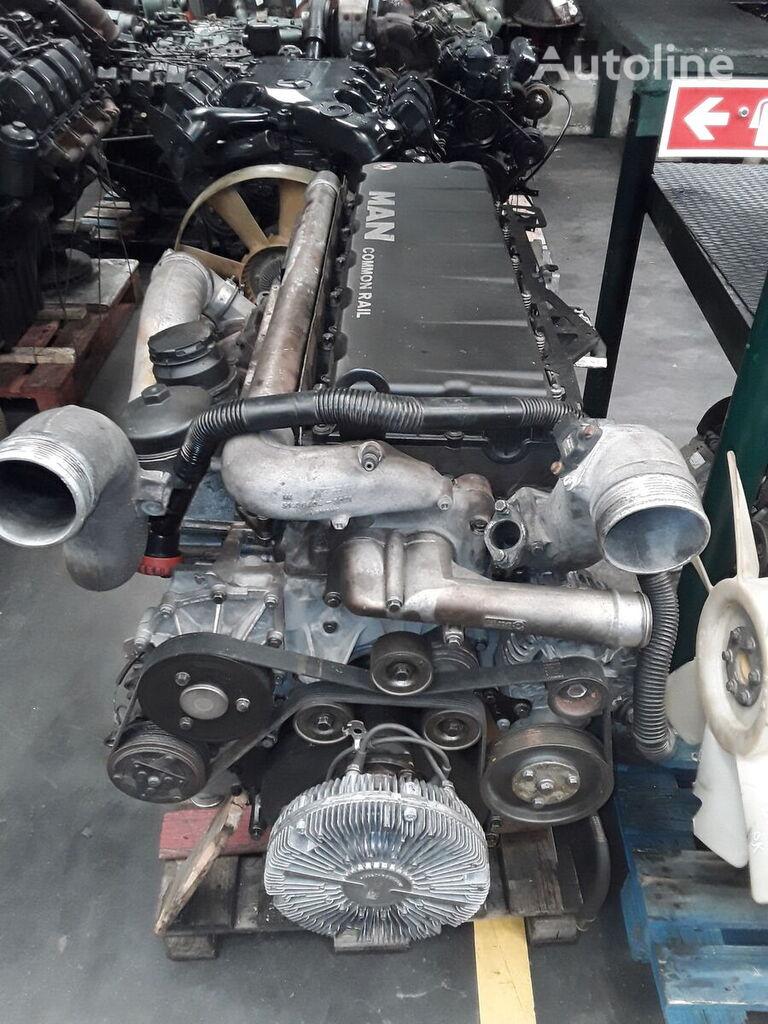 MAN D2066 LF40 motor para tractora