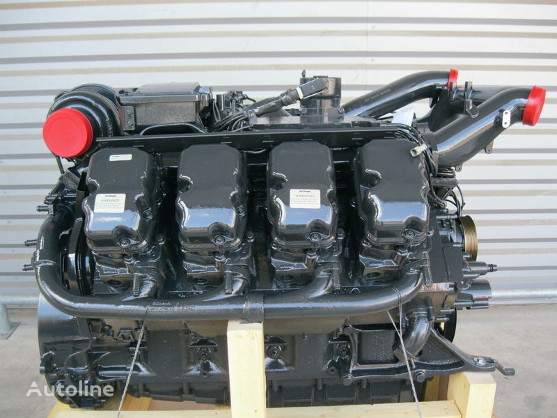 SCANIA DC1602 motor para camión
