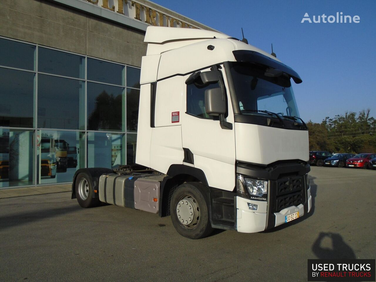 RENAULT Trucks T   460 tractora