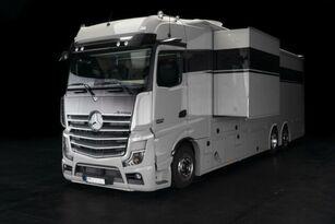 MERCEDES-BENZ RJH 2545 Exclusive Pferdetransporter POP-OUT LKW transportador de caballos nuevo